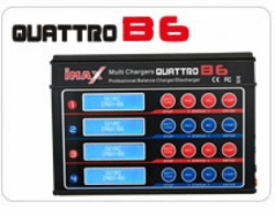 iMAX B6 Quattro Port Multi Charger  large